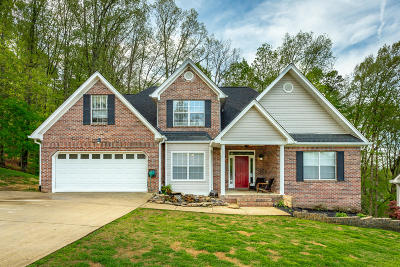 Chattanooga Single Family Home Contingent: 1831 Fenchcroft Ln