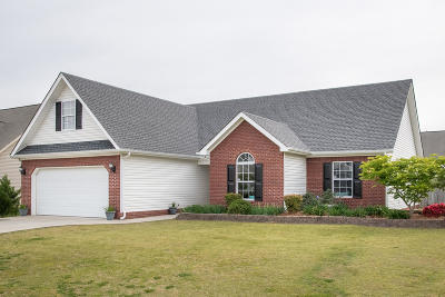 Rossville Single Family Home Contingent: 587 Sweet Birch Dr