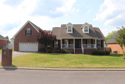 Ooltewah Single Family Home For Sale: 7237 Meredith Ct