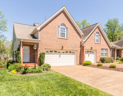 Chattanooga Townhouse For Sale: 125 Wild Ginger Tr