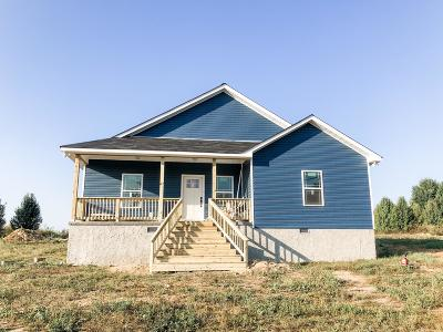 Single Family Home For Sale: 54 County Road 441