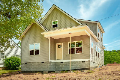 Chattanooga Single Family Home For Sale: 5000 Kenner Ave