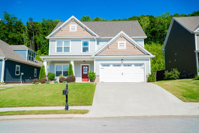 Hixson Single Family Home For Sale: 5401 Bungalow Cir
