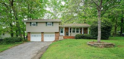 Hixson Single Family Home Contingent: 919 Carrie Ln