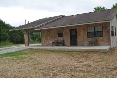 Bledsoe County Single Family Home For Sale: 8732 Old State Hwy 28