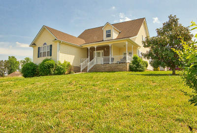 Chickamauga Single Family Home For Sale: 190 Sycamore Dr