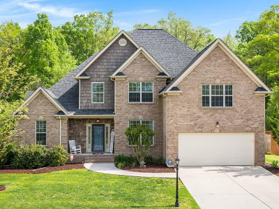 Hixson Single Family Home Contingent: 1025 Manassas Dr