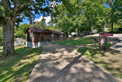 Chattanooga TN Single Family Home For Sale: $101,900