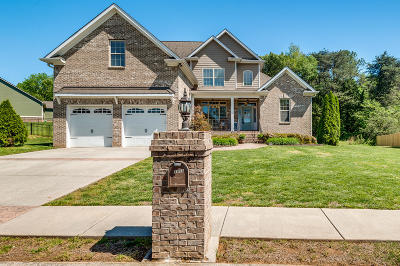 Ooltewah Single Family Home For Sale: 8858 McKenzie Farm Dr