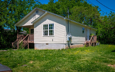 Chattanooga Single Family Home For Sale: 1697 Walker Rd