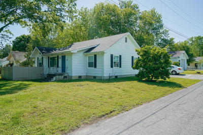 Chattanooga TN Single Family Home For Sale: $170,000