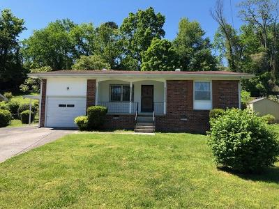 Chattanooga Single Family Home For Sale: 915 Sylvan Ave