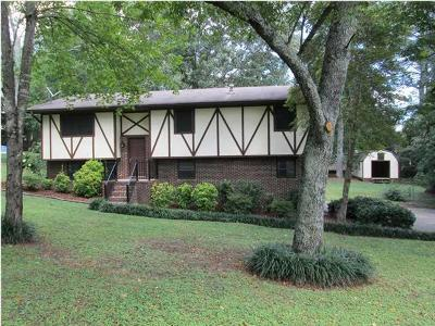 Chickamauga Single Family Home Contingent: 142 Stokely Dr