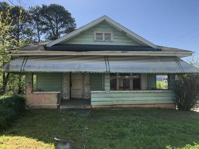 Chattanooga Single Family Home For Sale: 1810 S Holtzclaw Ave