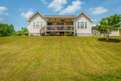 Marion County Single Family Home Contingent: 195 Oak View Dr