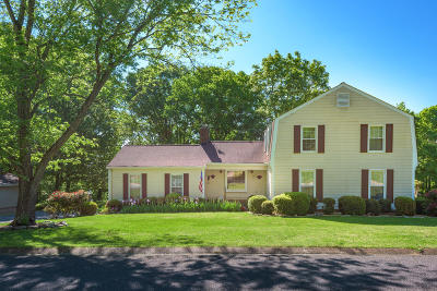 Single Family Home Contingent: 1714 Little Ridge Rd