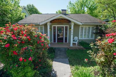 Chattanooga TN Single Family Home For Sale: $279,000