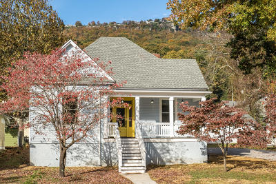 Chattanooga TN Single Family Home For Sale: $349,750