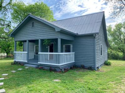 Chickamauga Single Family Home For Sale: 93 Jones Ln
