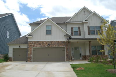 Ooltewah Single Family Home For Sale: 9738 Haven Port Ln #7