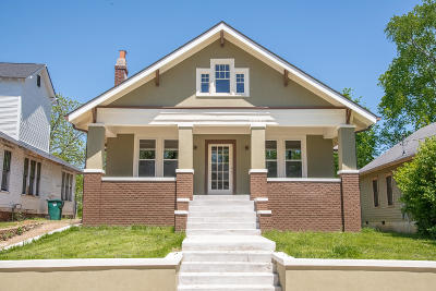Chattanooga Single Family Home For Sale: 1909 Duncan Ave