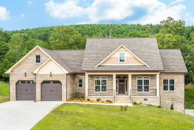 Soddy Daisy Single Family Home Contingent: 11199 Captains Cove Dr