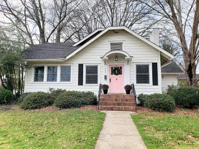 Cleveland Single Family Home For Sale: 1503 Church Street
