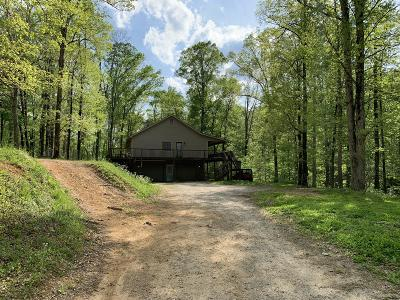 Ooltewah Single Family Home For Sale: 1950 Coyote Tr