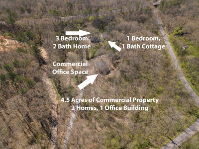 Chattanooga Multi Family Home For Sale: 3131 Quiet Creek Tr