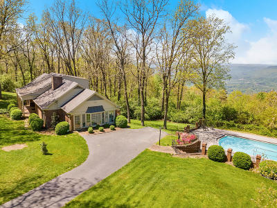 Lookout Mountain Single Family Home For Sale: 1040 Fort Stephenson Rd