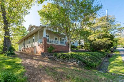 Signal Mountain Single Family Home Contingent: 406 South St