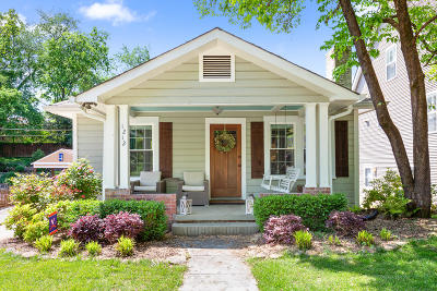 Chattanooga Single Family Home Contingent: 1212 Dugdale St