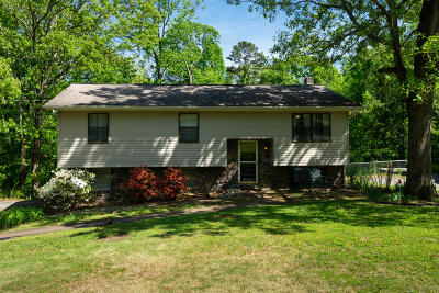 Ooltewah Single Family Home For Sale: 4022 Lost Oaks Dr
