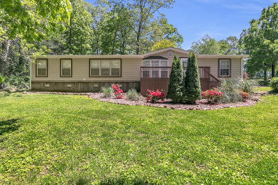 Soddy Daisy Single Family Home Contingent: 1715 Elsea Dr