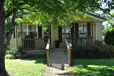 Pikeville Single Family Home For Sale: 36 Sawmill Rd