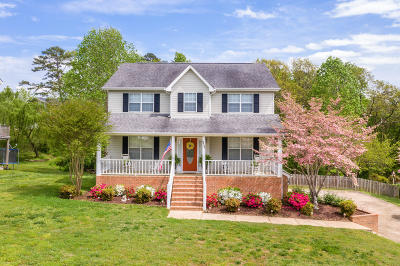 Harrison Single Family Home Contingent: 8420 Forest Breeze Dr