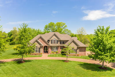 Ooltewah Single Family Home Contingent: 7729 Diamondhead Dr