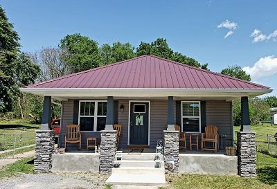 Soddy Daisy Single Family Home Contingent: 145 Bean St
