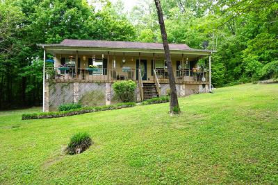 Chickamauga Single Family Home Contingent: 1790 Lytle Rd