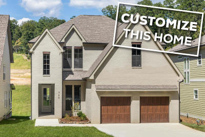 Chattanooga Single Family Home For Sale: 1388 Carrington Way