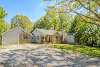Lookout Mountain Single Family Home For Sale: 32 Craig Rd