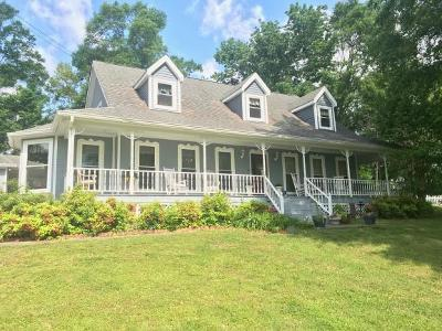 Chickamauga Single Family Home For Sale: 116 Oak Tr