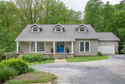 Signal Mountain Single Family Home For Sale: 1 Dogwood Glen Ln