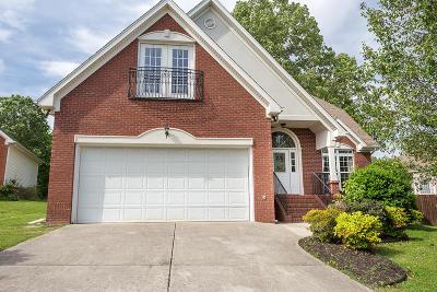 East Brainerd Single Family Home For Sale: 8149 Elizabethton Ln