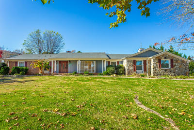 Rossville Single Family Home For Sale: 221 S Mission Ridge Dr