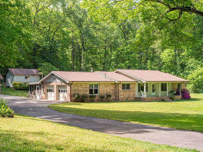 Soddy Daisy Single Family Home For Sale: 12366 Clift Mill Rd