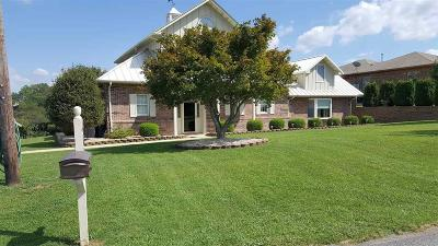 Spring City Single Family Home For Sale: 467 Lakeview Dr #1 & 2