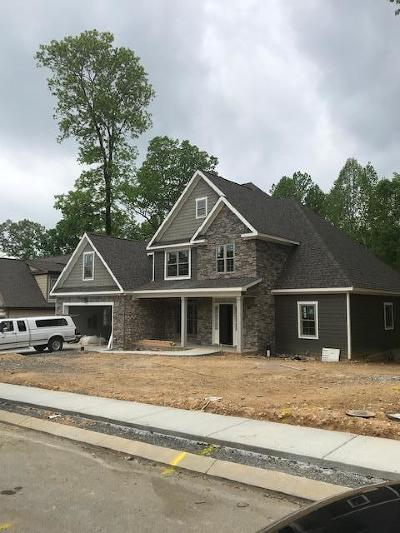 Apison Single Family Home Contingent: 9460 Peppy Branch Tr #172