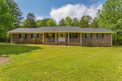 Ooltewah Single Family Home For Sale: 9122 Pleasant Ln