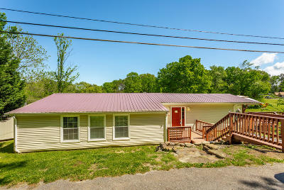 Soddy Daisy Single Family Home Contingent: 167 Rose Rd